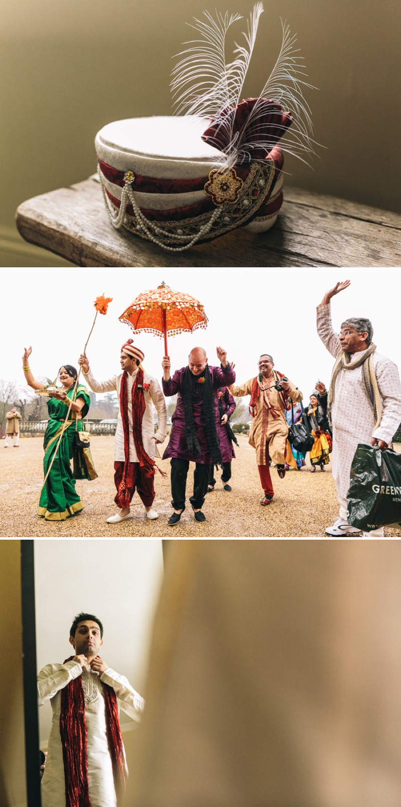 A Beautiful Indian and English Fusion Wedding With A Hindu Ceremony At The Olde Bell In Hurley And Hedsor House By Ann-Kathrin Koch Photography._0006