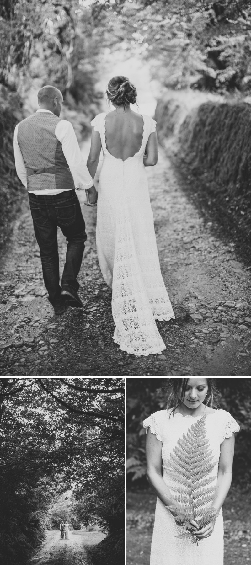 A Beautiful Rustic Peter Pan Themed Wedding With A Daughters Of Simone Wedding Dress At Trevenna Barns in Cornwall With Photography By Hayley Savage._0007