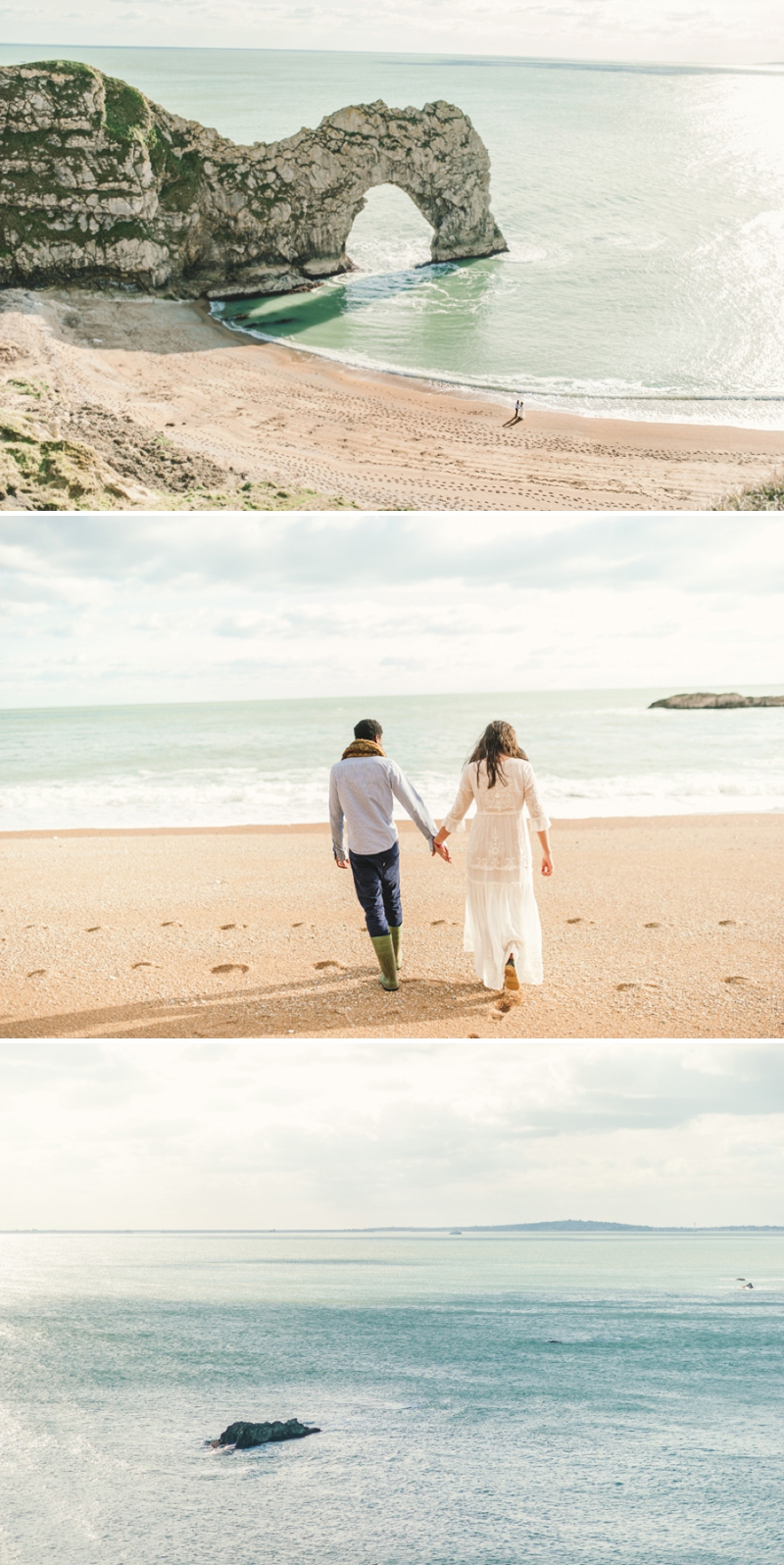 A coastal engagement shoot by Rebekah Murray_0559