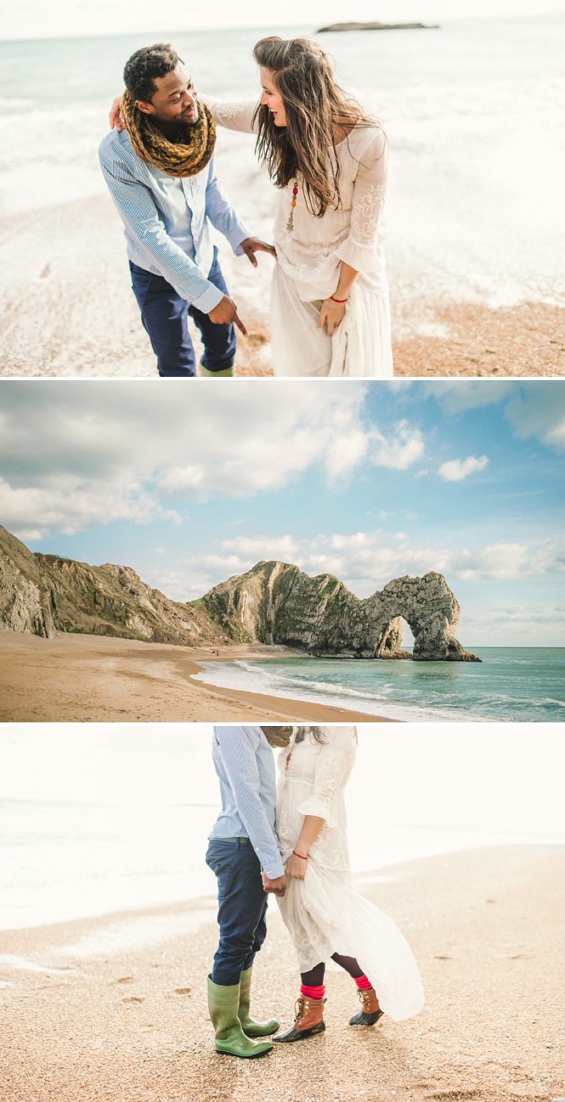 A coastal engagement shoot by Rebekah Murray_0560