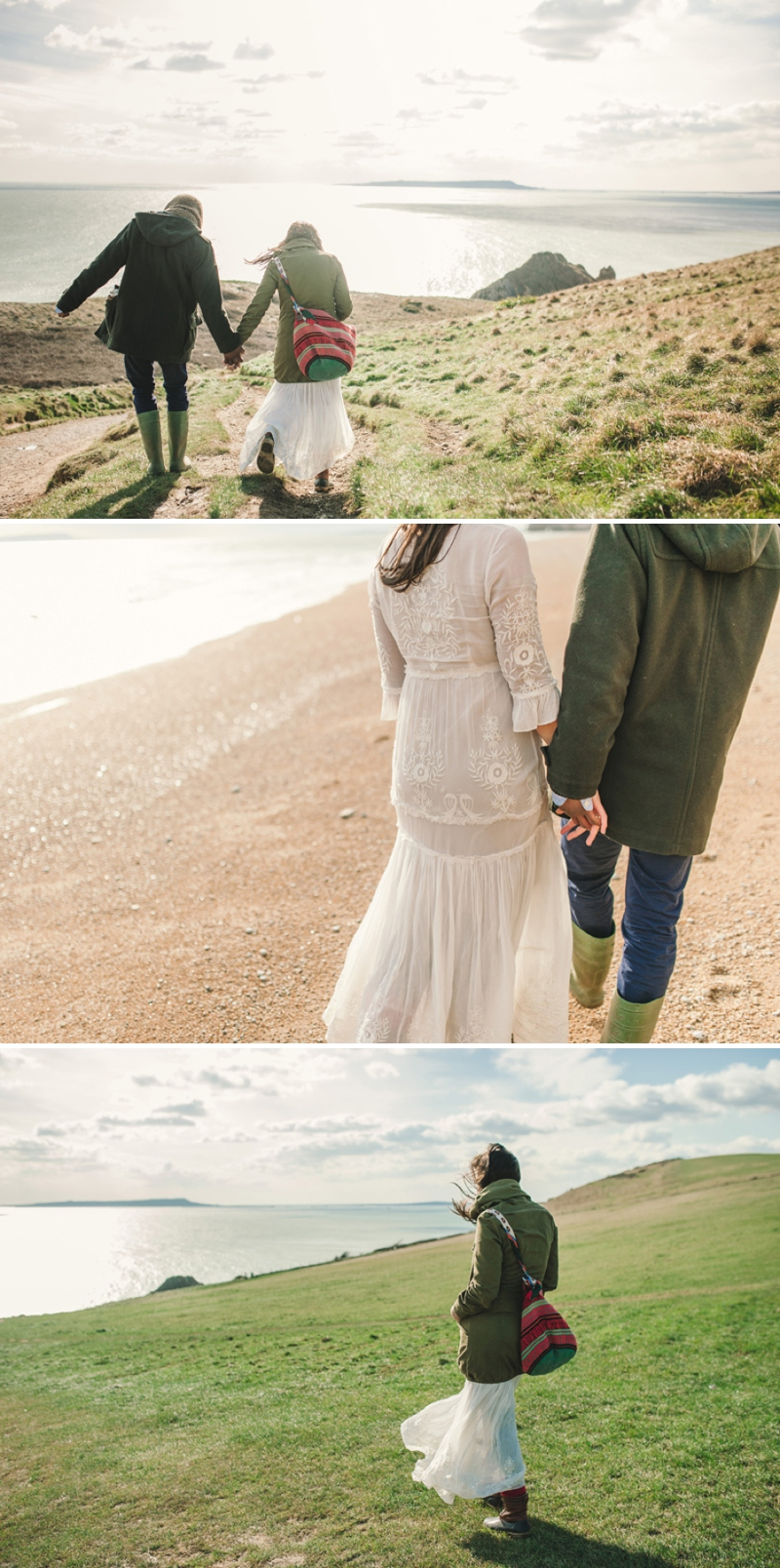 A coastal engagement shoot by Rebekah Murray_0562