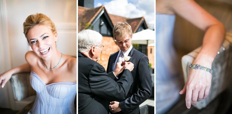 Outdoor Wedding at Sanctum