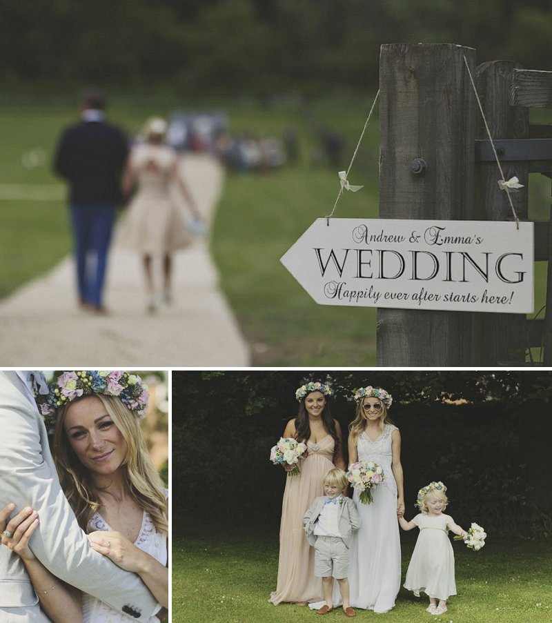 Elegant Papakata Teepee Wedding In Yorkshire 8