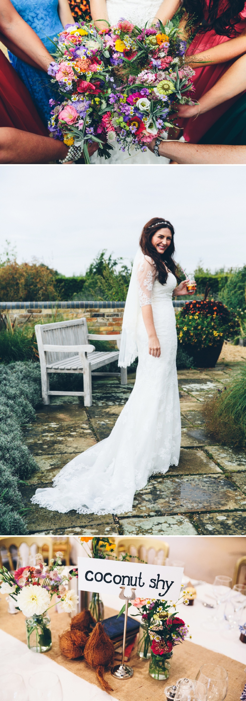Festival fete style wedding at South farm with Urda gown by Pronovias by Mister Phill Photography_0551