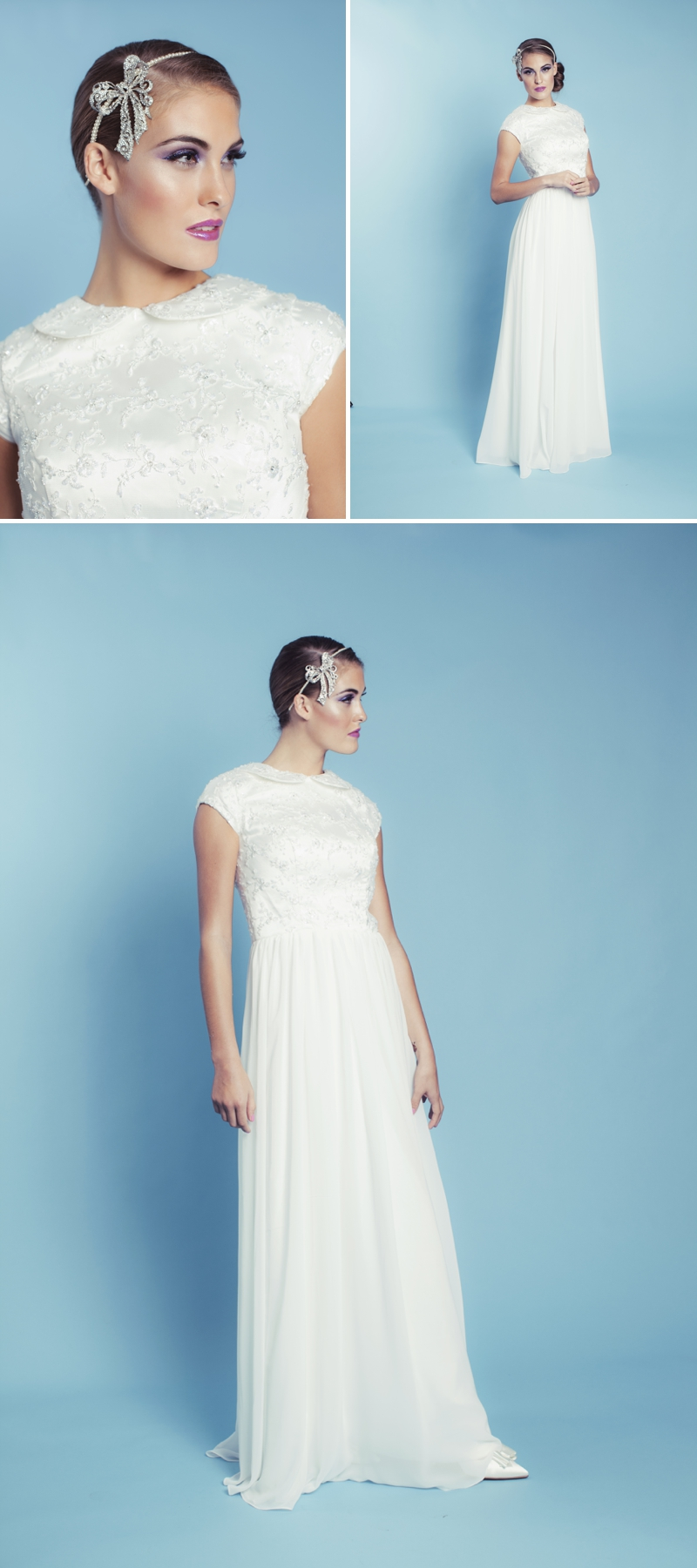 Kitty and Dulcie Got The Love Bridal Gown Collection 2014