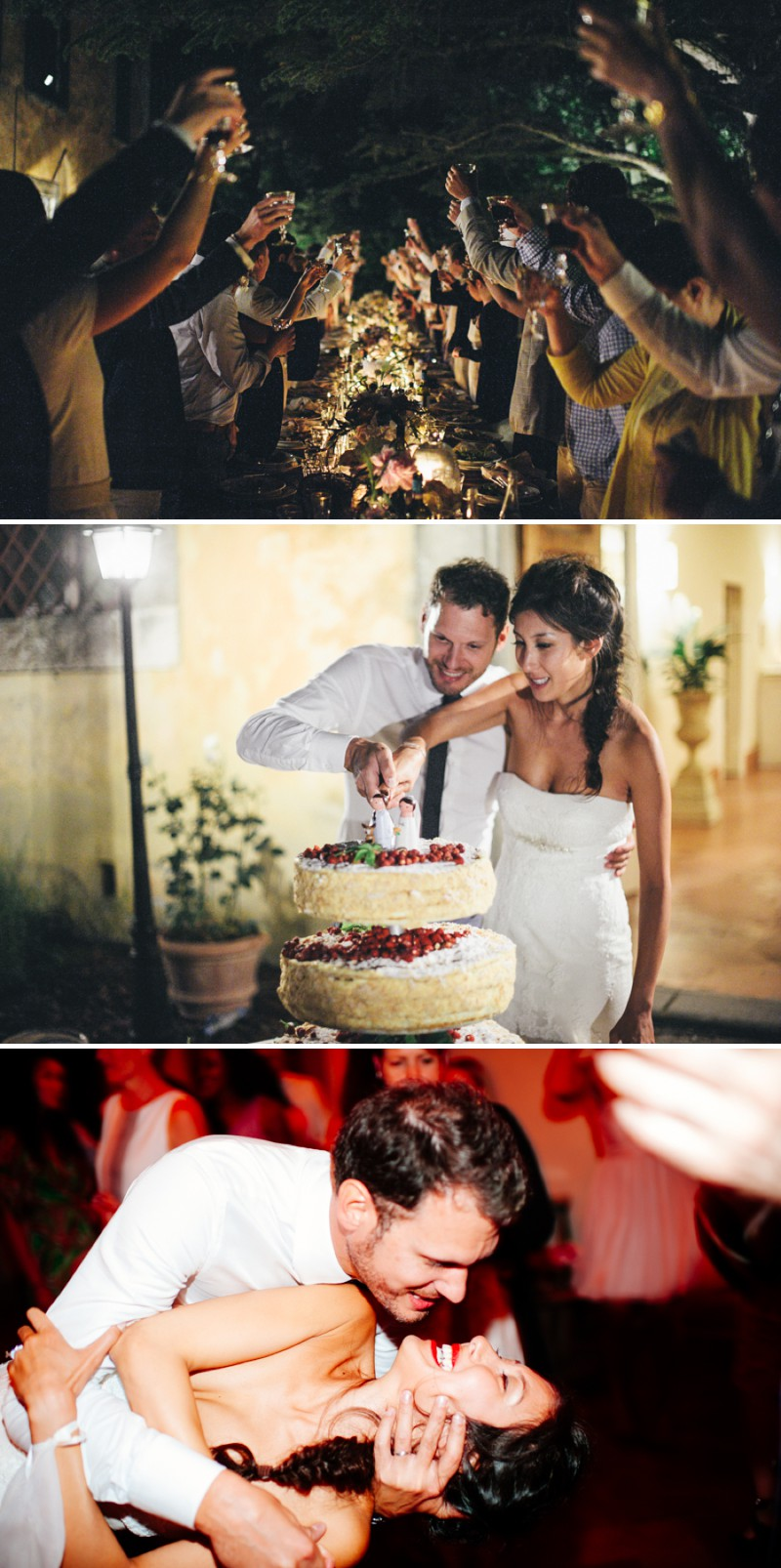 A Beautiful Italian Destination Wedding At Villa Di Ulignano With A Pronovias Dress And A Flower
