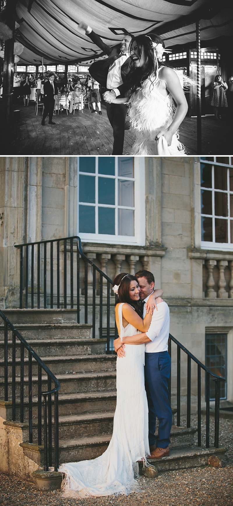 A Great Gatsby Woodstock themed wedding at Stanford Hall with a bridal gown from Blackburn Bridal Couture_0043