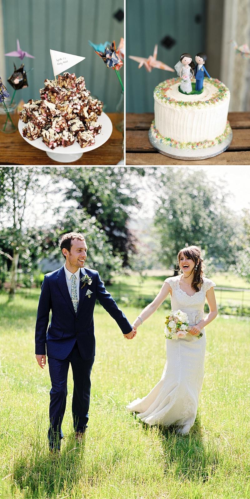 A Rustic barn wedding in Yorkshire felicia by Amanda Wyatt dress_0023