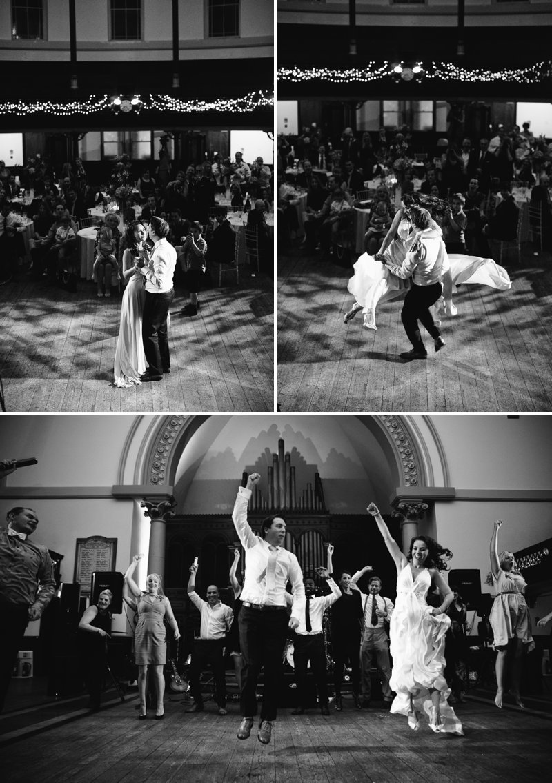 A Thirties Inspired Theatrical Wedding In Hackney London With Bride In Jenny Packham And Mimi By Rachel Simpson Shoes Image By Tarah Coonan 7