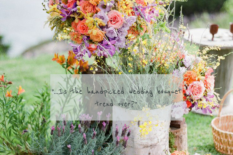 Cover Image quote2 Is The Handpicked Wedding Bouquet Trend Over?