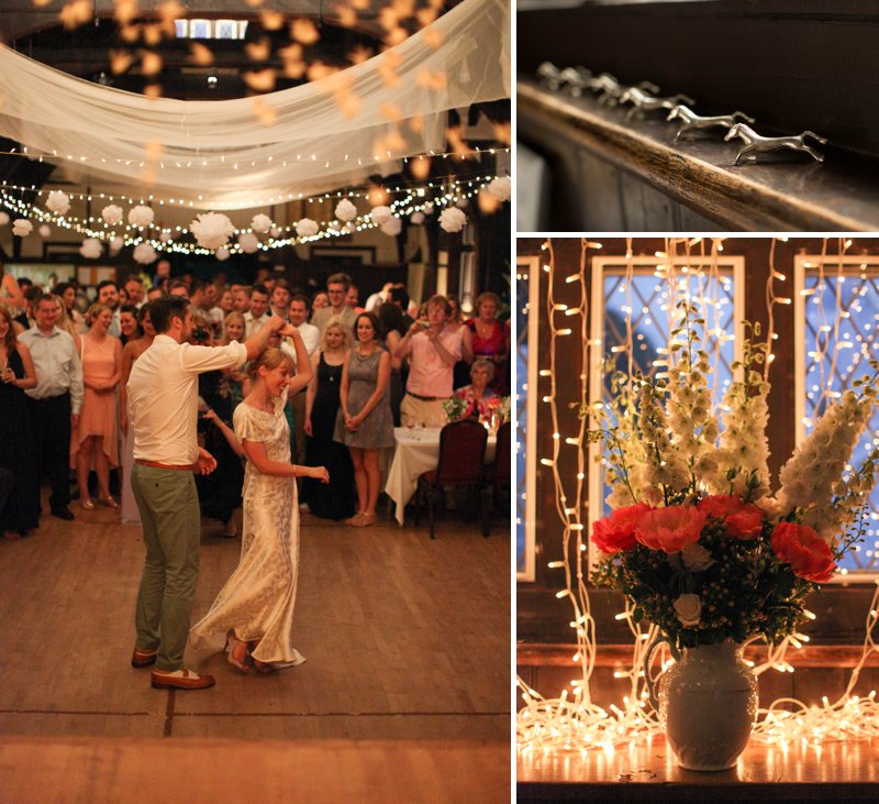 Vintage Inspired Church Fete Themed Wedding At The UKs