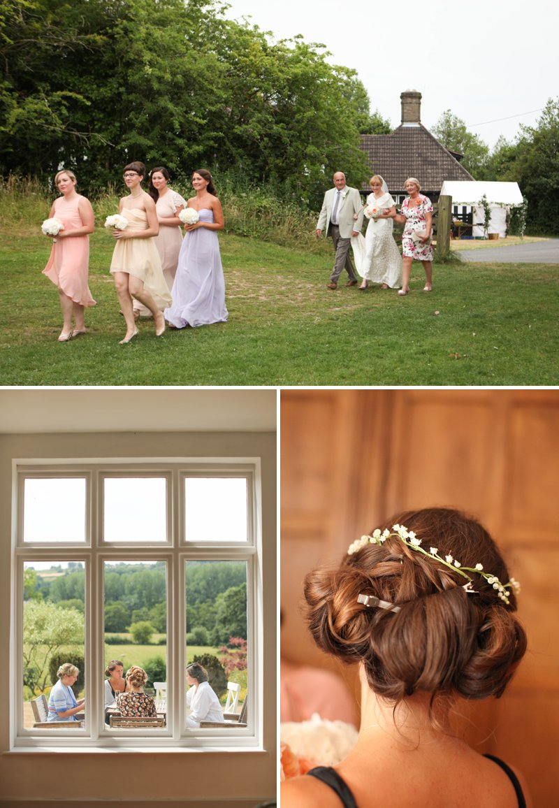 Vintage Inspired Church Fete Themed Wedding At The UKs Largest Village Hall 2