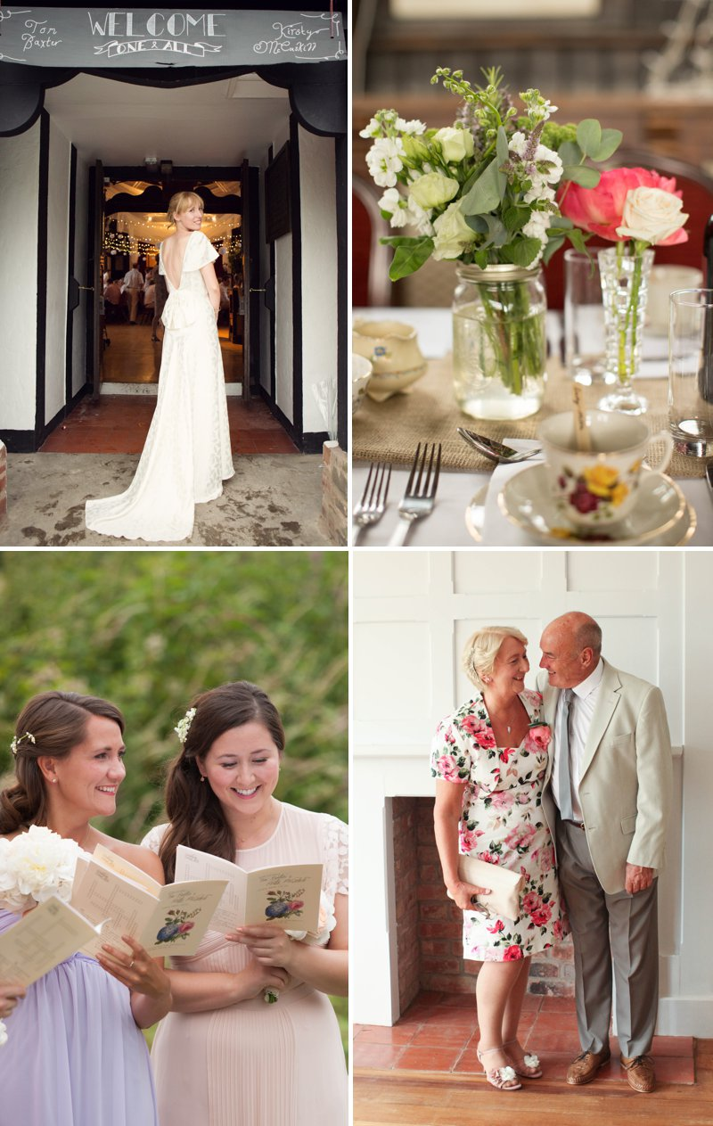 Vintage Inspired Church Fete Themed Wedding At The UKs Largest Village Hall 6