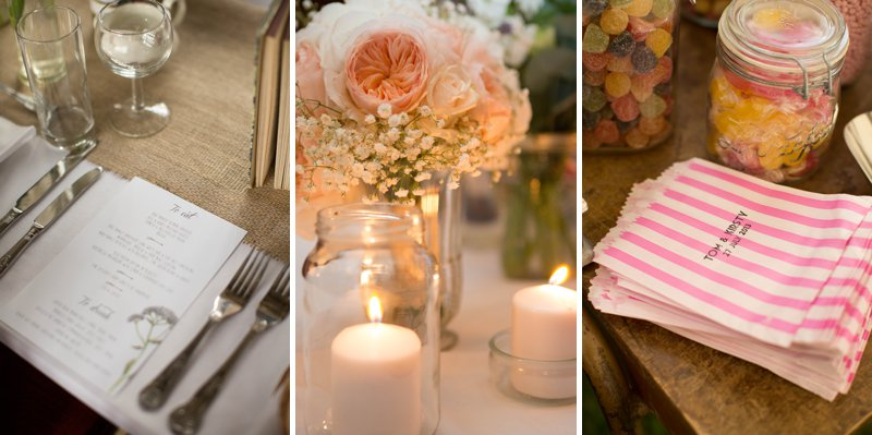 Vintage Inspired Church Fete Themed Wedding At The UKs Largest Village Hall 9