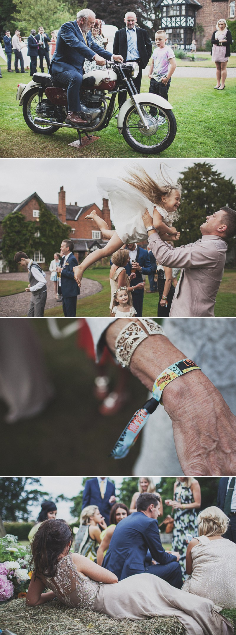 A Festival Inspired Bohemian Wedding With Wildflowers And A Floral Crown At Haslington Hall By Anna Hardy Photography._0012