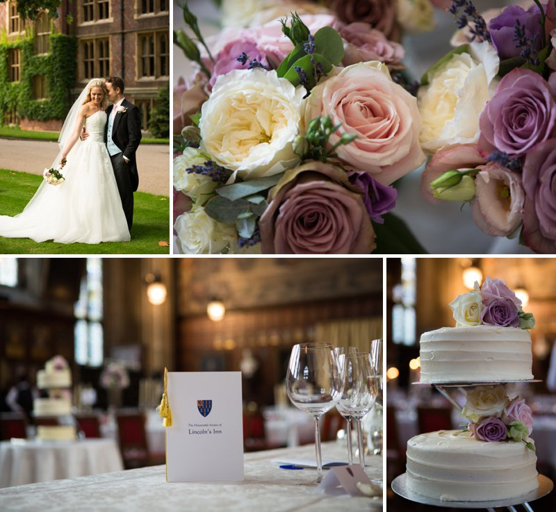An Elegant London Wedding With Bride In Gown And Veil By Pronovias And Jimmy Choo Sandals With Bridesmaids In Lilac And Groom In Bespoke Three Piece Suit With Images From Lily And Frank Photography 1 London Love At Lincolns Inn.