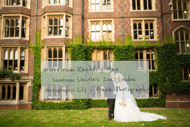 rachelmax London Love At Lincolns Inn.
