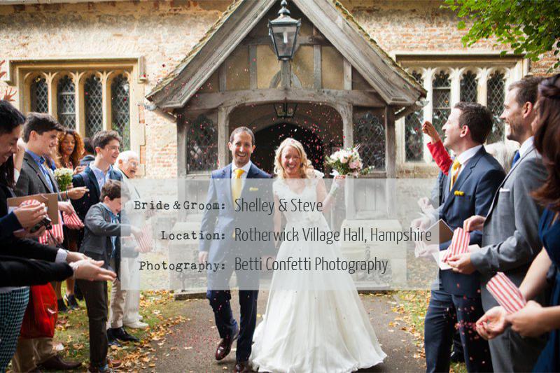 8ad50ee0201a DIY Wedding At Rotherwick Village Hall Hampshire With Bride In ...