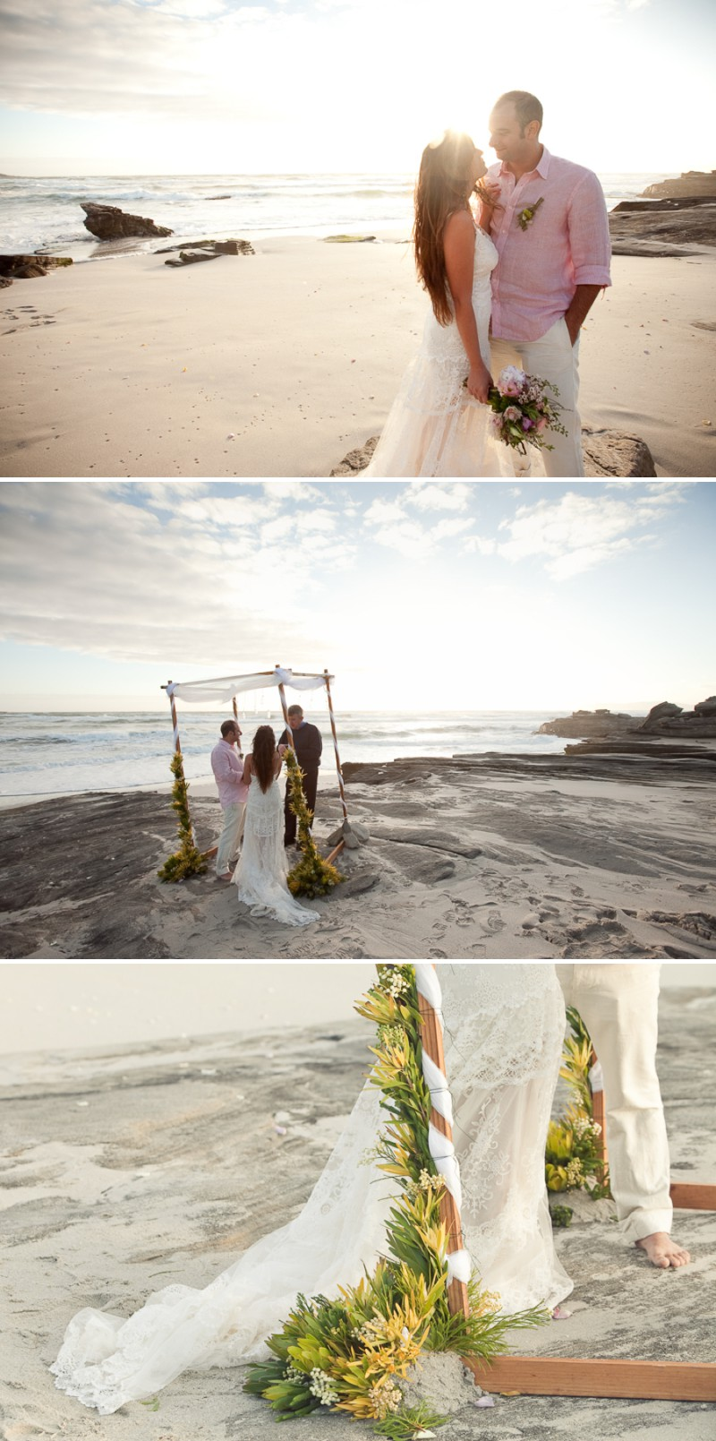 A Beautiful Italian Elopement At Grootbos Nature Reserve In South Africa With A Floral Crown Photographed By Monica Dart Photography._0005