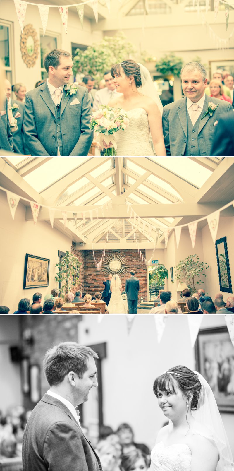 Elegant Wedding At Stanwell House Hotel In Hampshire With Bride In Phil Collins Bridal Gown And Groom In Moss Suit With A Blush Pink Colour Scheme And Comic Book Hero Details Images From Beki Young Wedding Photography 9