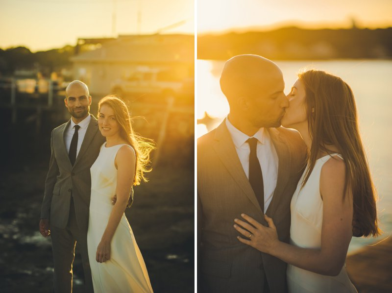 Elegant Wedding By The Sea In Maine USA With Bride In J Crew Dress And Groom In Navy Banana Republic Suit With An Outdoor Ceremony At The Brides Family Home With Beautiful Photography From Rebekah J Murray 11