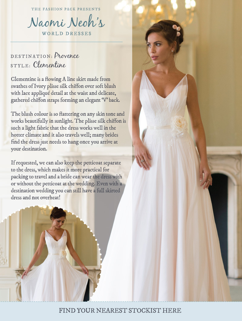 Petticoat Wedding Dress