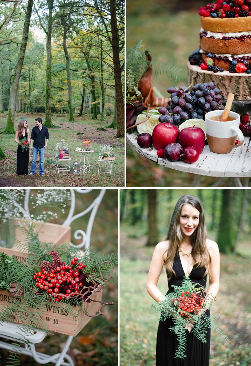 Romantic Prosecco Picnic Engagement Shoot In The Brecon Beacons Image By Millie & Belle Photography 3