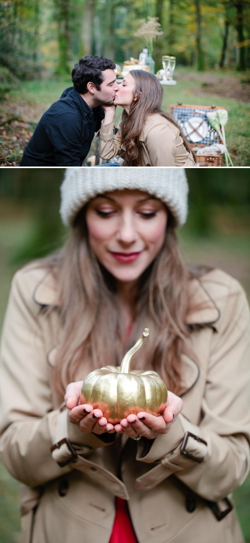 Romantic Prosecco Picnic Engagement Shoot In The Brecon Beacons Image By Millie & Belle Photography 6