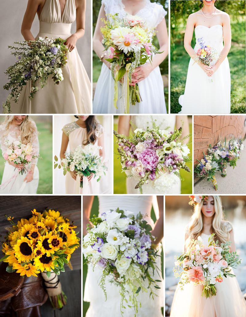 Types Of Wedding Flowers 85 Good meadow