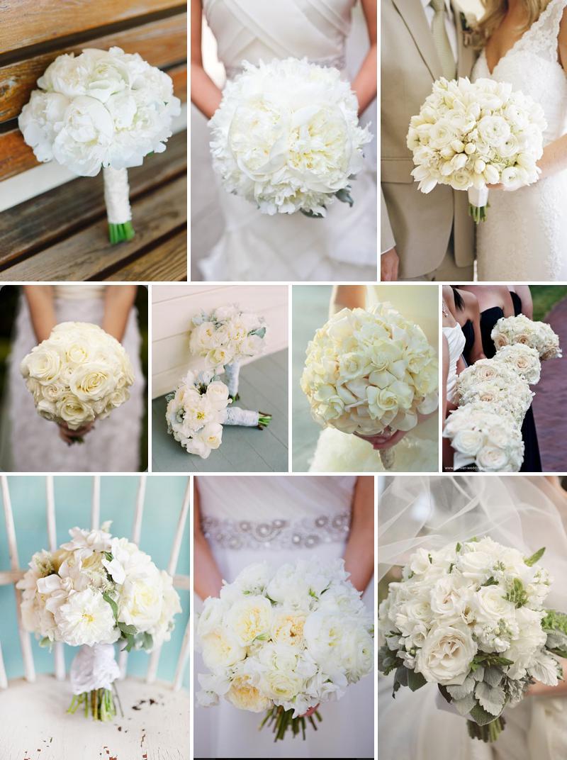 Types Of Wedding Flowers 14 Stunning mono