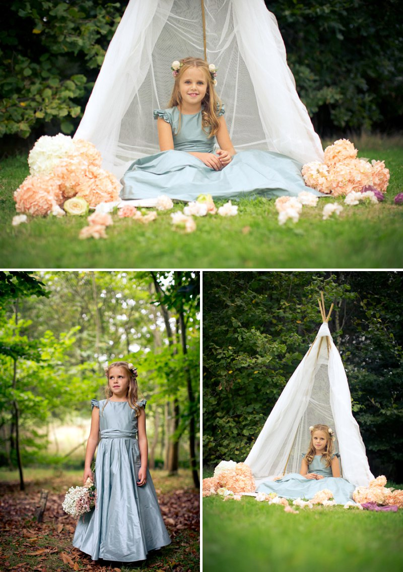 A Pretty & Romantic Inspiration Shoot Styled By Sweet ...