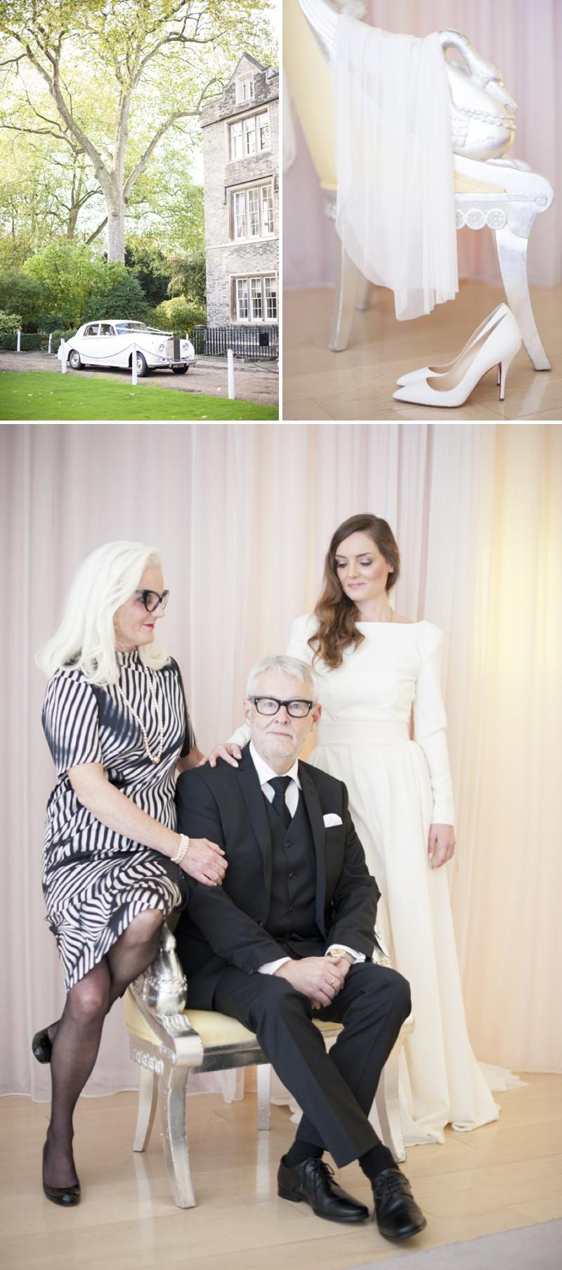 An Edgy And Urban London Wedding Full Of Danish Wedding Traditions ...