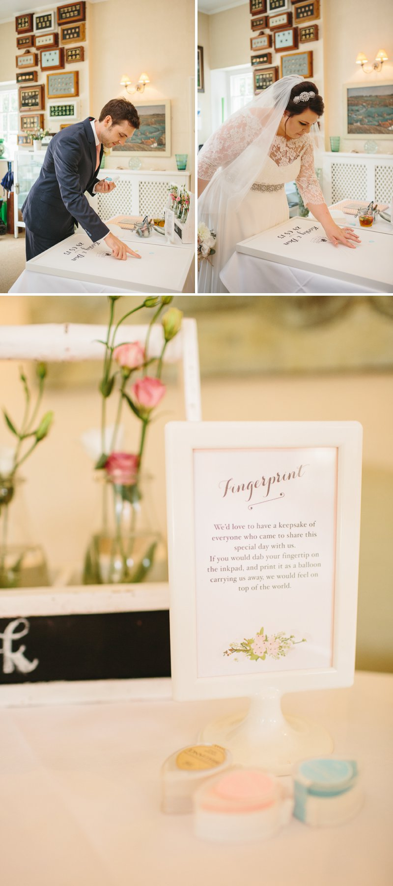 Blush Pink And Gold Glitter Themed Wedding At The Rectory Hotel With Bride In Bespoke Gown By Dana Bolton And Groom In Ted Baker Pashion Suit With Elegant Typography Across The Paper Goods And Images By Shell de Mar Photography 8
