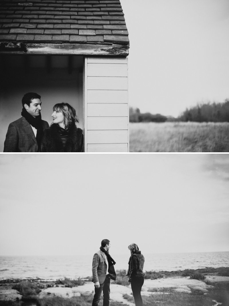 Engagement Shoot In Essex On The Coast With Artistic Photography From Claudia Rose Carter 2