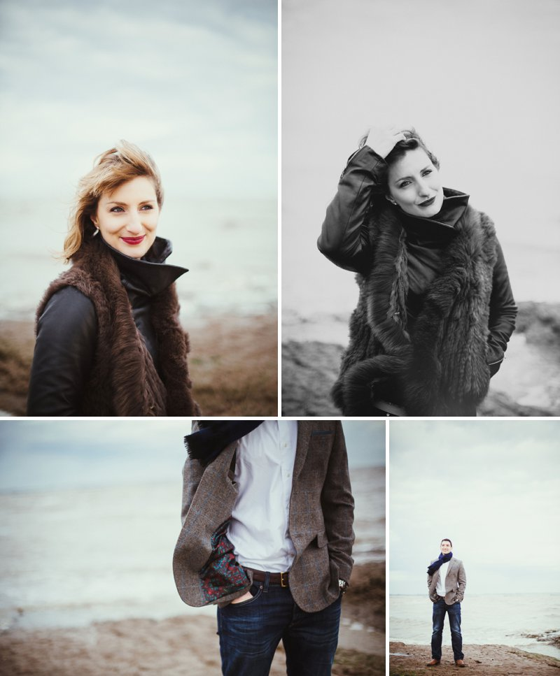Engagement Shoot In Essex On The Coast With Artistic Photography From Claudia Rose Carter 4