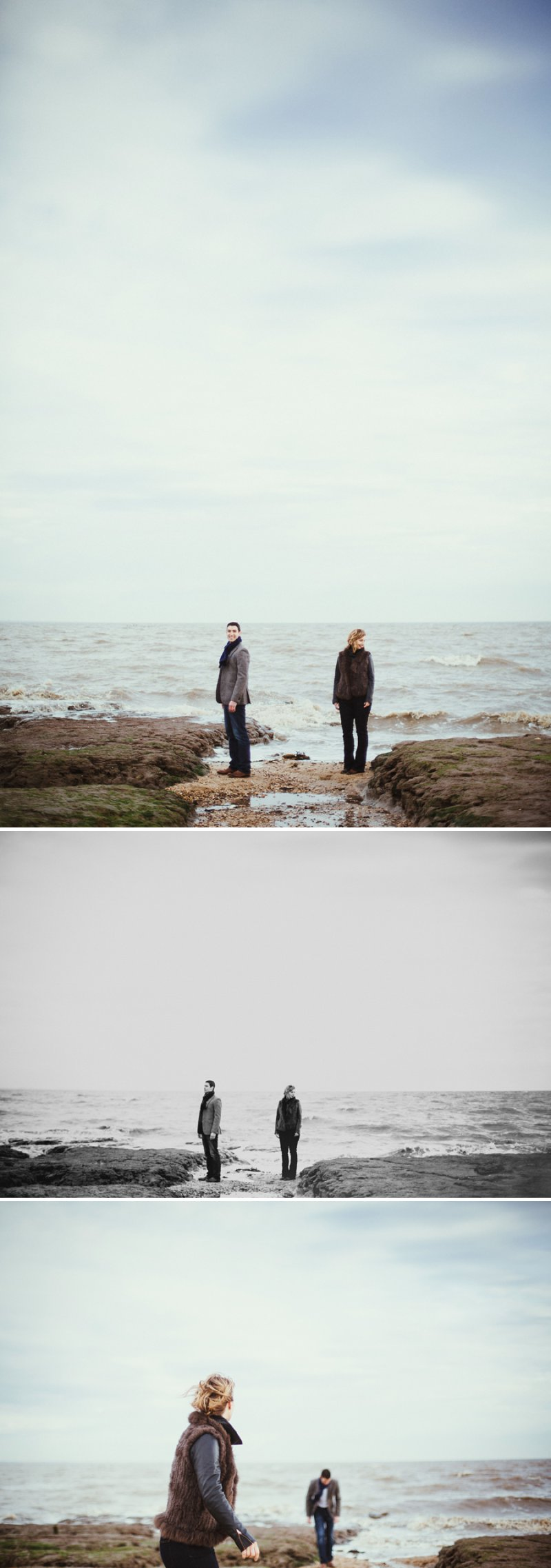Engagement Shoot In Essex On The Coast With Artistic Photography From Claudia Rose Carter 5