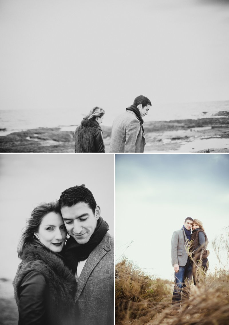 Engagement Shoot In Essex On The Coast With Artistic Photography From Claudia Rose Carter 7
