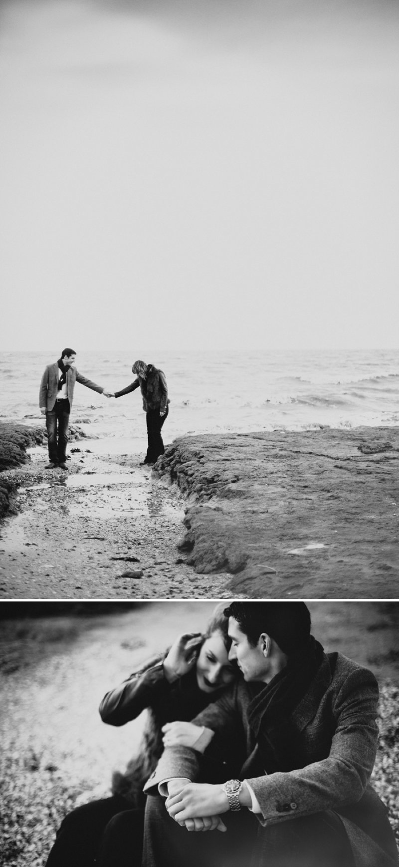 Engagement Shoot In Essex On The Coast With Artistic Photography From Claudia Rose Carter 8