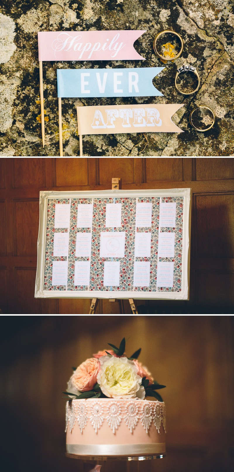 A Elegant And Classic English Wedding At Coombe Lodge With