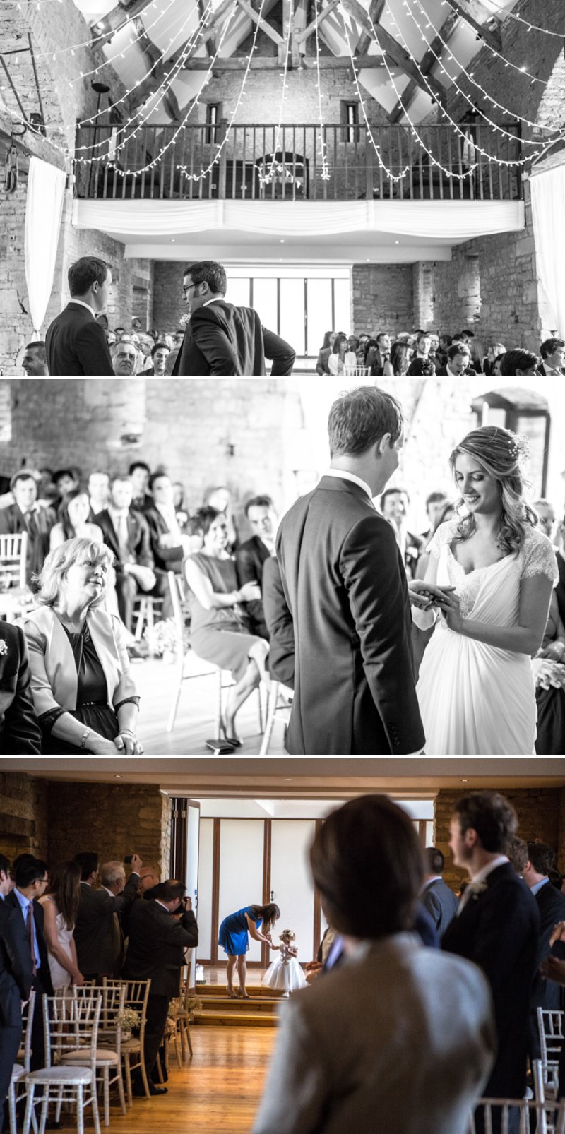 A Pretty Barn Wedding In The Cotswolds At The Great Tythe Barn With Bride In Pronovias And Groom In Reiss With Decor From The Vintage Hire And Images From Richard Jones Photography4