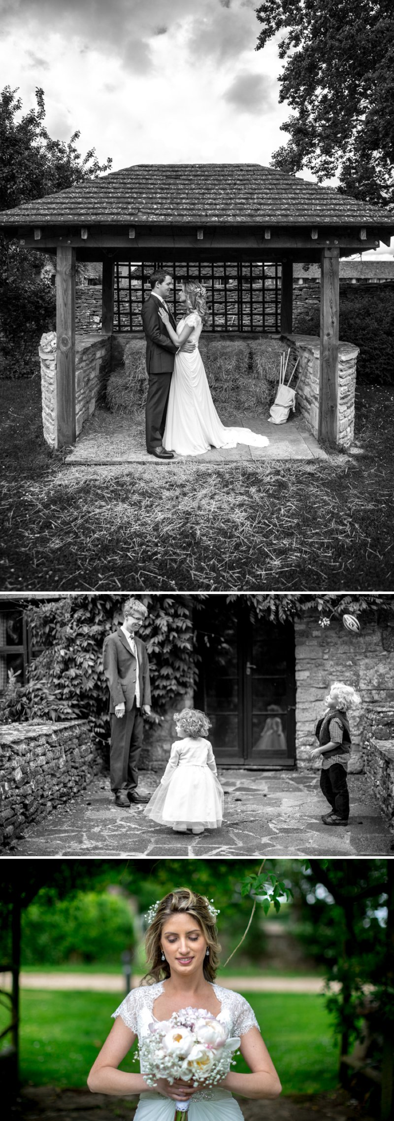 A Pretty Barn Wedding In The Cotswolds At The Great Tythe Barn With Bride In Pronovias And Groom In Reiss With Decor From The Vintage Hire And Images From Richard Jones Photography7