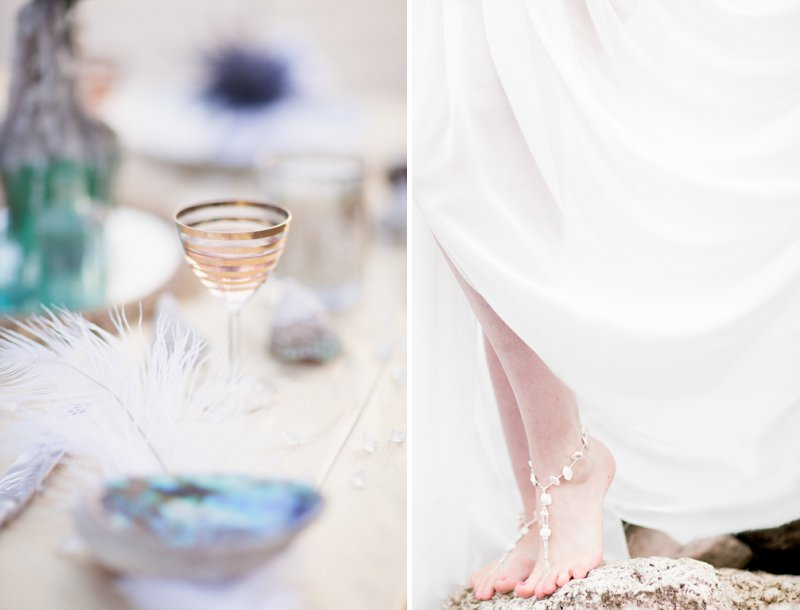 A Romantic Bridal Inspiration Shoot Inspired By Long Distance Love And Waiting For Your Loved One To Return Images By Light And Lace Photography2 Message In A Bottle.
