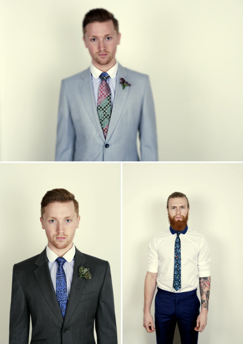 Marc Wallace 2014 Style Book Bespoke And Made To Measure Groomswear For The Fashion And Style Conscious Groom 0