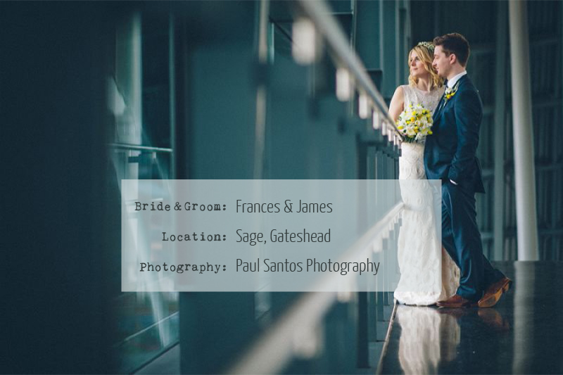 francesandjames A Smart And Elegant Newcastle Wedding.