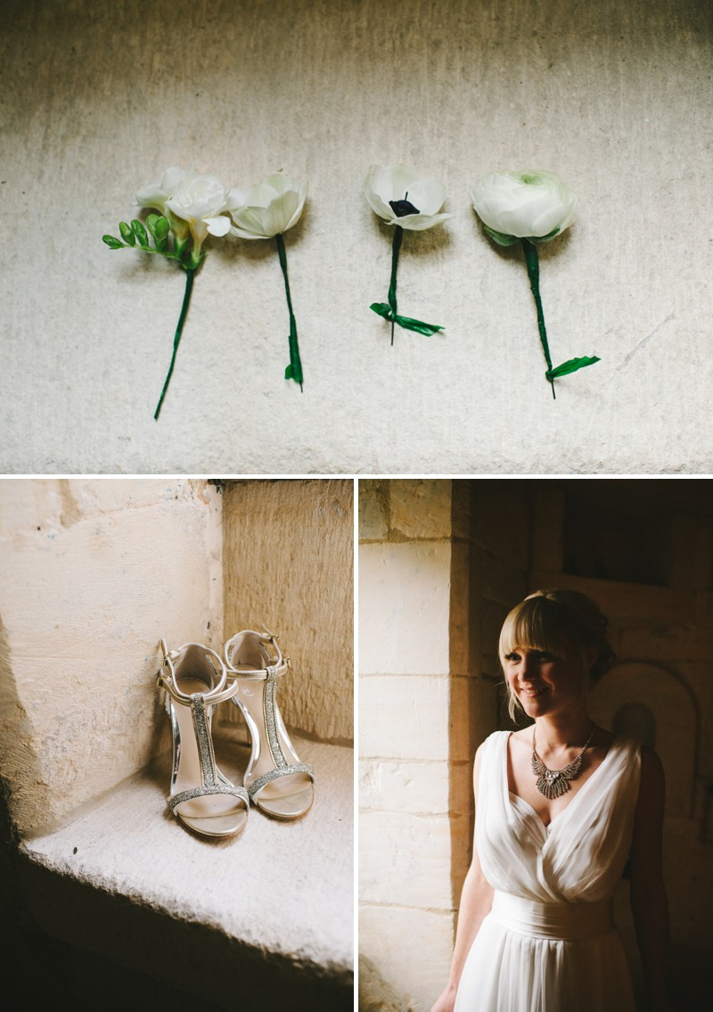 A Modern And Elegant Wedding At Stone Barn In The Cotswolds With A ...