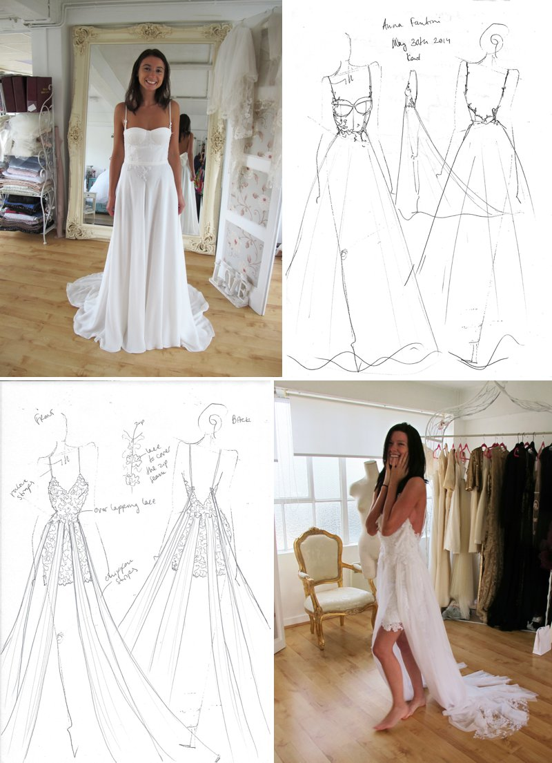My Eden Bespoke Dressmakers of Fine Wedding & Evening Gowns ...