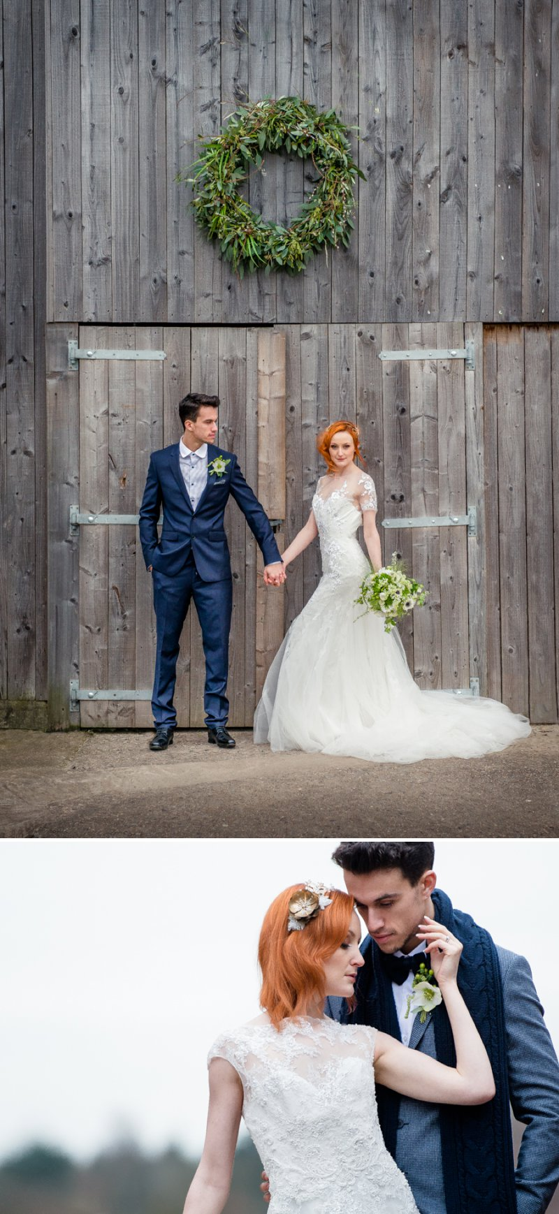 Rustic Glamour Inspired Shoot At York Maze With An Apple Green Colour Scheme Lots of Green Foliage And White Flowers With Images By Dominic Wright Photography 11