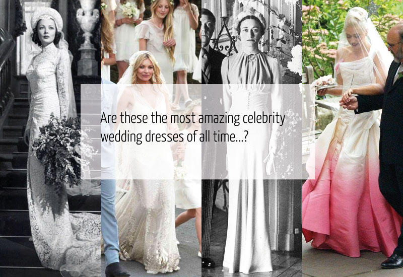 celeb dress header I Want Them ALL.