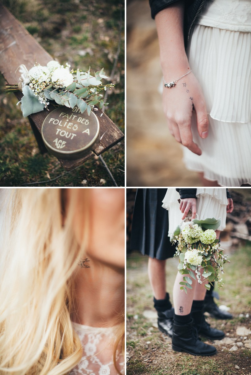 A French wedding alternative inspiration shoot in the mountains with a kilt_0191