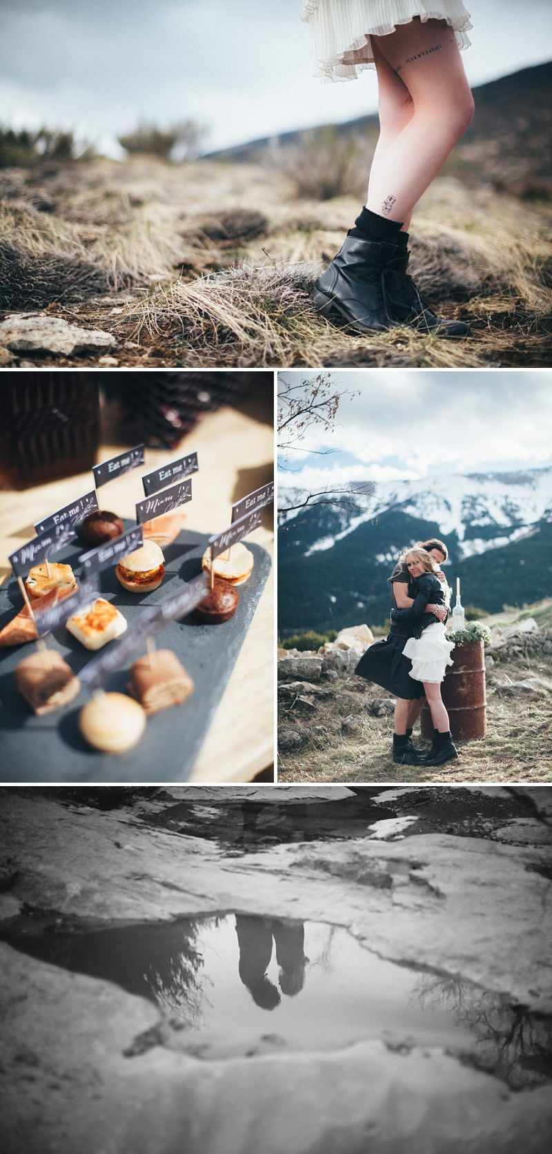 A French wedding alternative inspiration shoot in the mountains with a kilt_0194